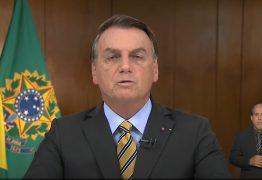 PRONUNCIAMENTO: Bolsonaro agora defende vacina, destaca PIB e critica políticas de isolamento