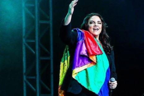 Capturar 44 - Celebrando o Orgulho LGBTQIA+, Ana Carolina faz publicação especial: 'Somos livres'