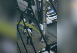 EM JOÃO PESSOA: motorista de ônibus interrompe viagem após passageiro se negar a usar máscara – VEJA VÍDEO