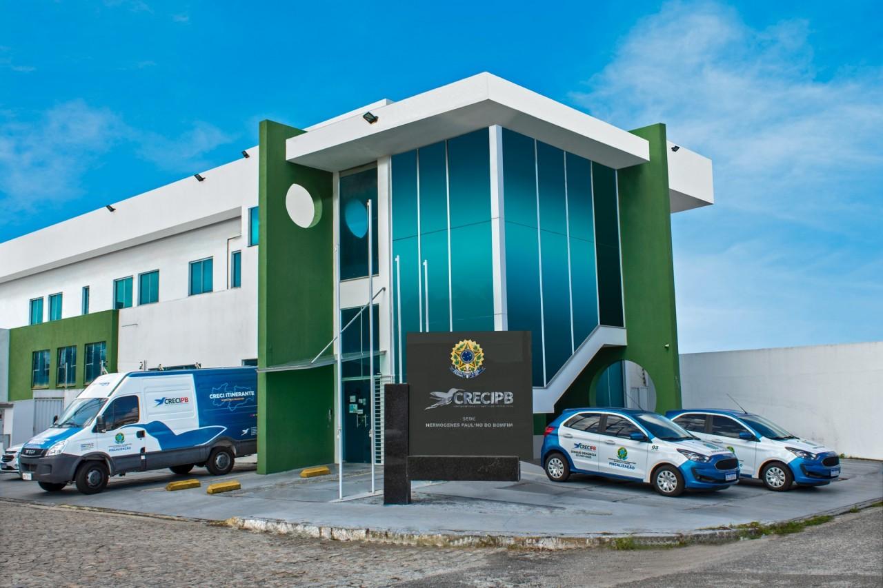 Creci PB foto atual maio 2021 1 - Creci-PB tem expediente normal no feriado de São João