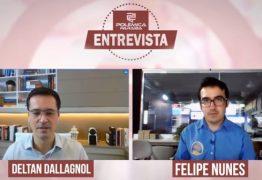 DELTAN FELIPE 262x180 - 'A GENTE SEMPRE SEGUIU OS LIMITES DA ÉTICA': Deltan Dallagnol se pronuncia sobre 'Vaza-Jato' em entrevista à Arapuan; ASSISTA NA ÍNTEGRA