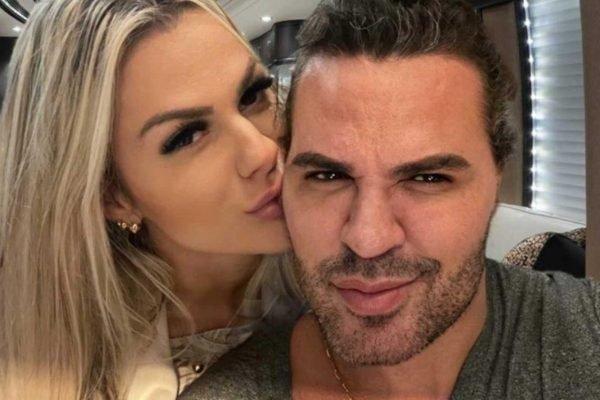 Eduardo Costa e Mariana Polastreli 1 - POLÊMICA! Após possível reconciliação com o ex-marido, affair de Eduardo Costa viaja novamente para encontrar o cantor