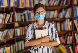 Levantamento aponta que estudantes vacinados se sentem preparados para começar faculdade