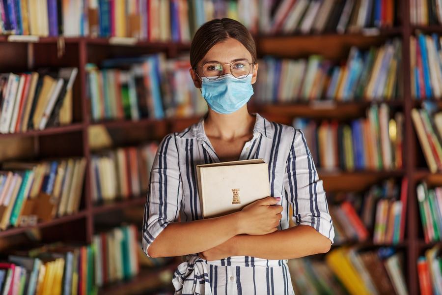 FOTO 3 3 - Levantamento aponta que estudantes vacinados se sentem preparados para começar faculdade