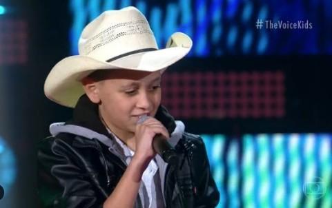 Jhonny Diniz - Jhonny Diniz o 'Vaqueirinho da Paraíba' éaprovado em fase de audições às cegas do The Voice Kids 2021 - VEJA VÍDEO