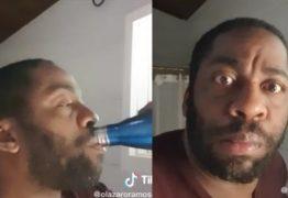 Lázaro Ramos reage a gafe de âncora que o confundiu com o serial killer Lázaro Barbosa – VEJA VÍDEO