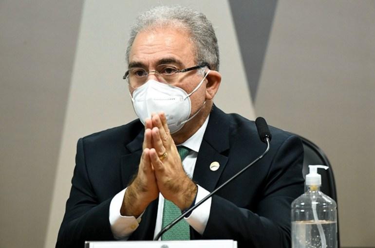 Marcelo Queiroga 2 - Queiroga defende volta às aulas: 'Acho que já deveriam ter voltado'