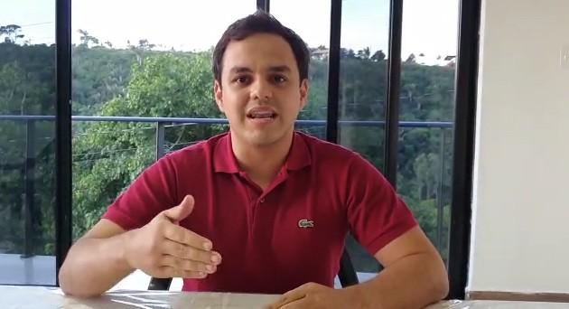 """Matheus Bezerra - Prefeito de Bananeiras reafirma apoio a João Azevêdo em 2022 e fala sobre os festejos juninos na cidade: """"vamos fazer com que cada um curta com sua família dentro de casa"""""""