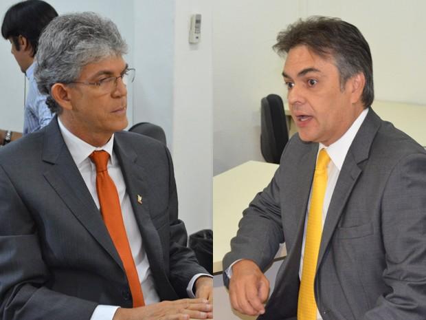 """RICARDO E CASSIO - Senador em 2022: Cássio ou Ricardo? """"Duelo de Gigantes"""" - Por Gildo Araújo"""