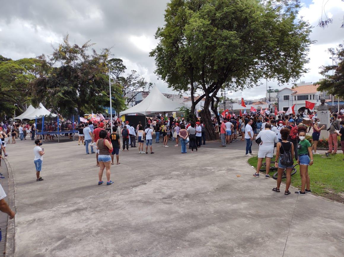 WhatsApp Image 2021 05 29 at 10.26.09 1 - Covid-19: esquerda quer colocar 1 milhão de pessoas nas ruas contra Bolsonaro, diz presidente do PSOL na Paraíba