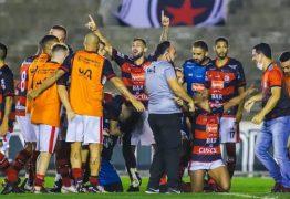 Treinador do Campinense avalia semifinal e projeta decisão difícil contra o Sousa