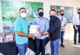 Prefeitura de João Pessoa entrega cestas básicas a profissionais do setor do turismo