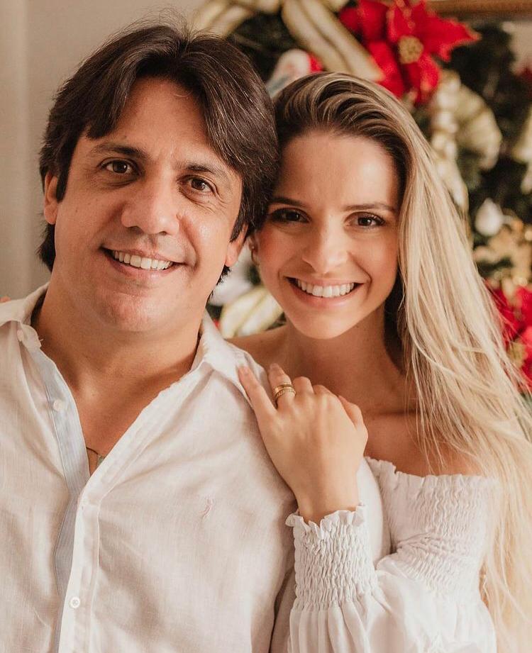 WhatsApp Image 2021 06 09 at 17.33.18 1 - A MAIOR REVOLUÇÃO É O AMOR! Jornalistas paraibanos esbanjam carinho pelos pares; conheça os casais mais queridos pelo público