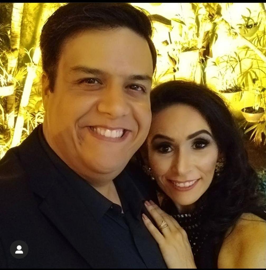 WhatsApp Image 2021 06 09 at 17.33.18 2 - A MAIOR REVOLUÇÃO É O AMOR! Jornalistas paraibanos esbanjam carinho pelos pares; conheça os casais mais queridos pelo público