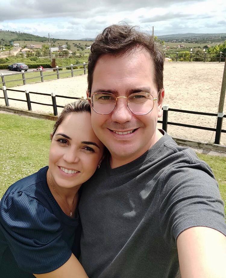 WhatsApp Image 2021 06 09 at 17.33.18 7 - A MAIOR REVOLUÇÃO É O AMOR! Jornalistas paraibanos esbanjam carinho pelos pares; conheça os casais mais queridos pelo público