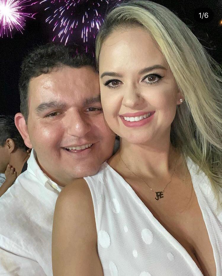 WhatsApp Image 2021 06 09 at 17.37.58 - A MAIOR REVOLUÇÃO É O AMOR! Jornalistas paraibanos esbanjam carinho pelos pares; conheça os casais mais queridos pelo público