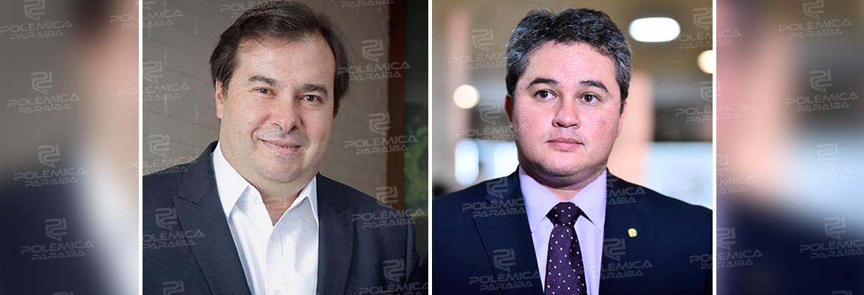 """WhatsApp Image 2021 06 15 at 12.46.44 - Efraim Filho diz que não havia mais clima para permanência de Rodrigo Maia no DEM e considera expulsão acertada: """"Ele foi muito injusto"""""""