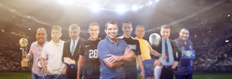 WhatsApp Image 2021 06 18 at 16.52.13 - BATEM UM BOLÃO! Eles dominam o esporte paraibano e estão com tudo, conheça os especialistas esportivos mais bonitos da Paraíba