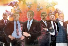 ALIADOS DA COVID: Além de Bolsonaro, conheça outros líderes negacionistas que contribuem para disseminação do vírus e colocam a população em risco