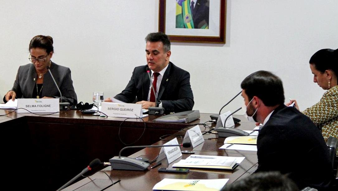 """WhatsApp Image 2021 06 19 at 10.00.26 1 - Secretário Sérgio Queiroz faz 1ª plenária do Fórum Nacional de Modernização do Estado e afirma: """"Bolsonaro será responsável por esse ciclo virtuoso"""""""