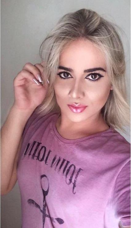 WhatsApp Image 2021 06 24 at 14.16.57 - ANTES E DEPOIS DA MUDANÇA: Veja como era a influencer paraibana antes de fazer a transição