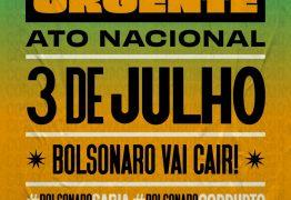 Esquerda antecipa manifestações contra Bolsonaro
