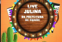 Relembrando o São João: Conde homenageia artistas da terra em lives juninas