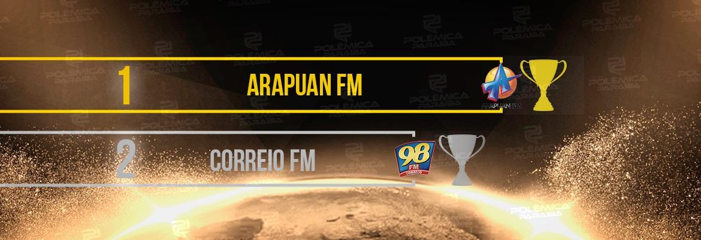 WhatsApp Image 2021 06 30 at 14.32.24 - NO TOPO DO RANKING: pelo 6º mês consecutivo a ARAPUAN FM domina o primeiro lugar entre as rádios mais acessadas do RadiosNet; veja os números