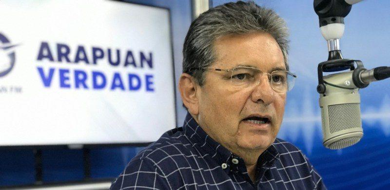 adrianogaldinoarapuanverdade e1624301472234 - Após vacinação de Gilberto Silva, ALPB retoma sessões híbridas na próxima semana, diz Adriano Galdino