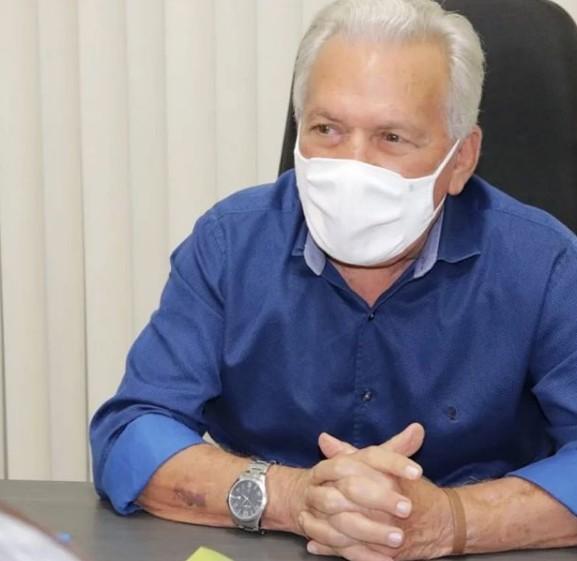 alde - Prefeito José Aldemir deixa UTI e segue tratamento em unidade semi-intensiva