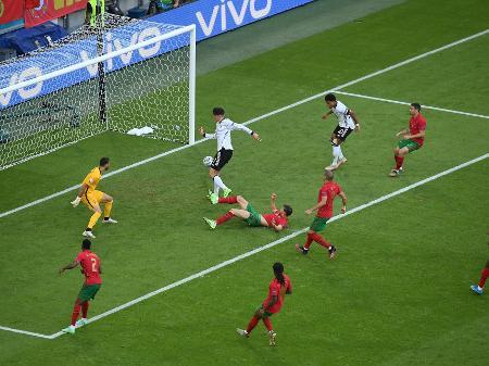alemanha e portugal - Eurocopa: Alemanha vence Portugal de virada em jogão com seis gols