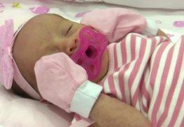 Após mãe ser vacinada no último mês de gestação, bebê nasce com anticorpos contra Covid-19