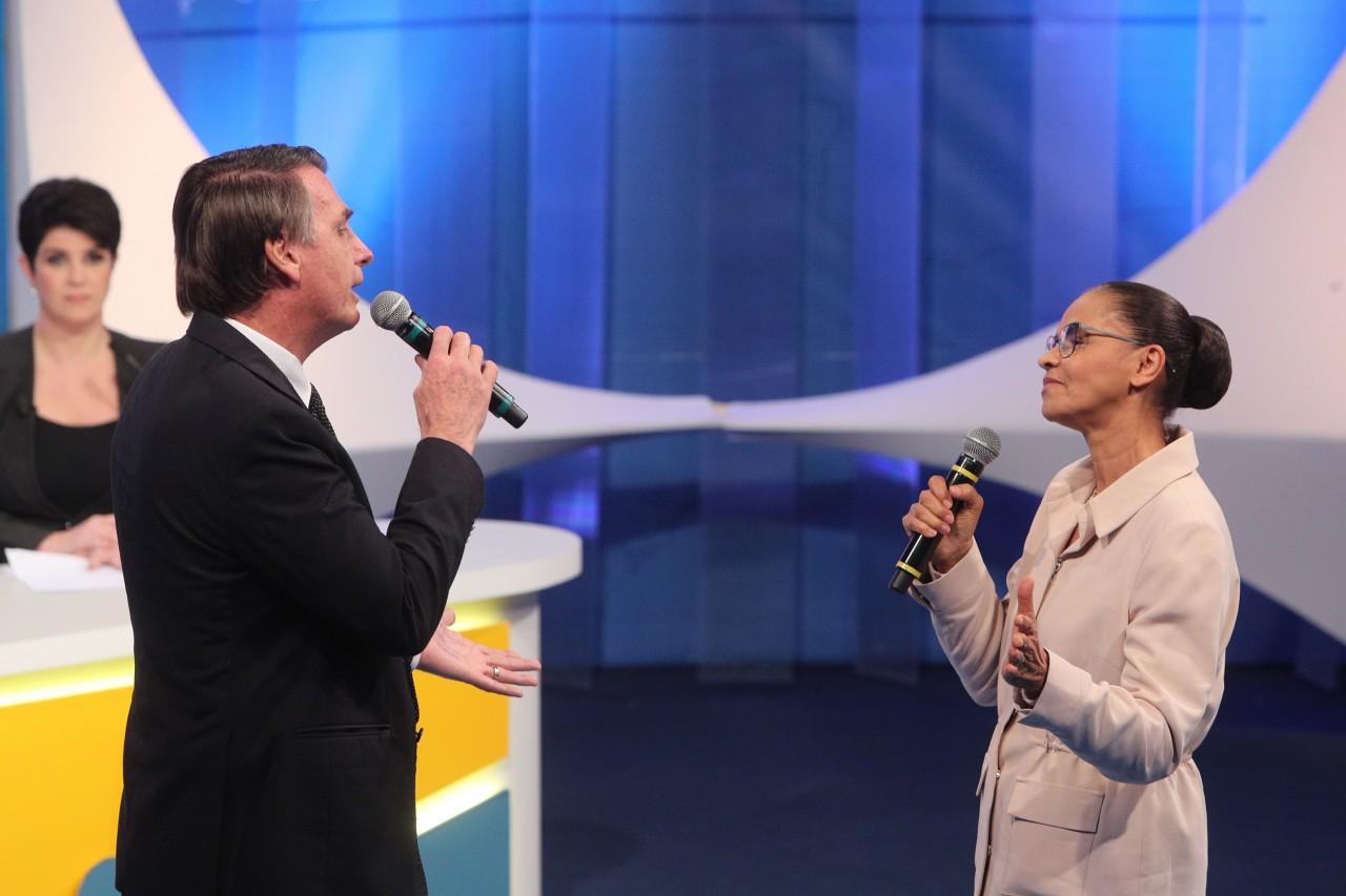 brasil marina silva bolsonaro 20180817 0001 - ELEIÇÕES 2022: Senado discute direito de resposta e mudanças nas regras de debates eleitorais