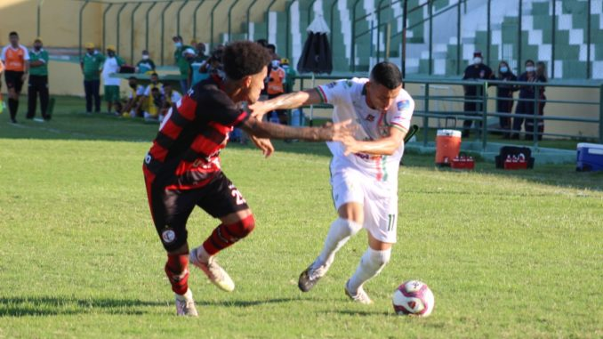 campinens e sousa - A RAPOSA GANHOU! Campinense vence Sousa e leva vantagem com gol de Edinho Corrêa