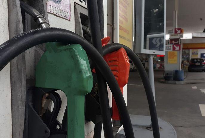 csm Gasolina posto f5f0b97ad0 - Preço da gasolina na Paraíba é o menor do NE e 6º mais baixo do País, aponta ANP