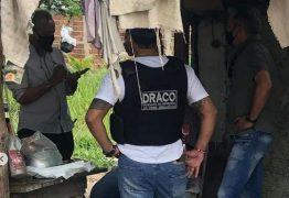 Homem acusado de estuprar menina de 9 anos é preso, na Paraíba