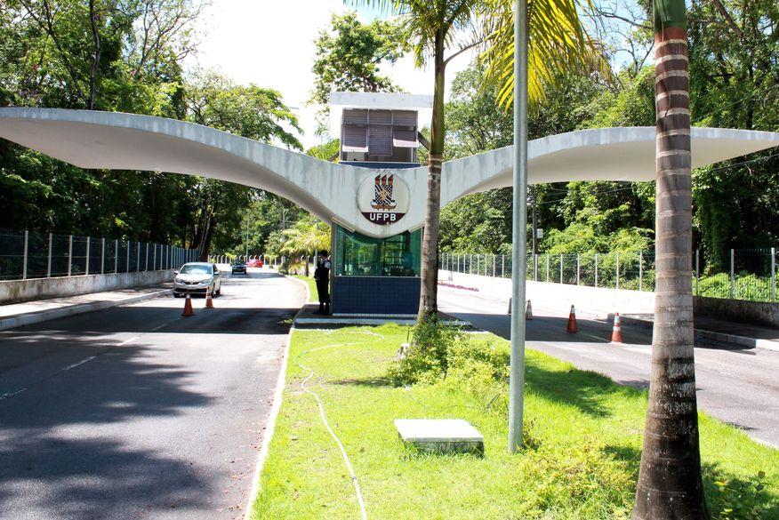 entrada ufpb walla santos - Ministério da Economia exige que estagiários e servidores de Universidades Federais devolvam auxilio transporte recebido desde março de 2020