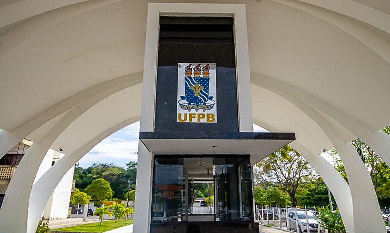 facahada da universidade federal da paraiba ufpb2809201960 - Decisão do reitor que determinou 'despejo' de Aduf e Sintes-PB é suspensa pelo Consuni