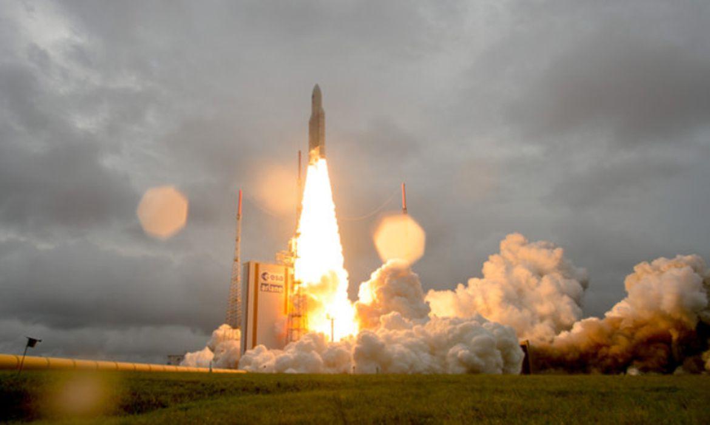 foguete ariane esa - Candidatos a astronautas na Europa podem se inscrever até sexta-feira