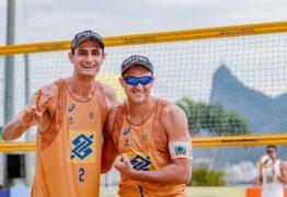 Paraibano conquista bicampeonato no Circuito Brasileiro de Vôlei de Praia