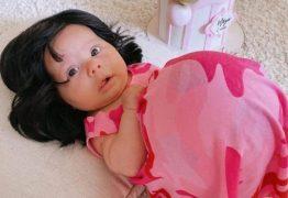 Influenciadora comemora dois meses da filha com tema 'Gravida de Taubaté'