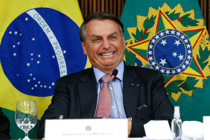 "jair bolsonaro 25.maio .2021 2 - ""JUMENCIATA"": Bolsonaro chama eleitores de Lula de ""jumentos de duas pernas"""