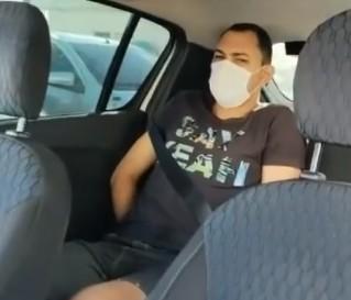 joan - EM CAMPINA GRANDE: homem que matou namorado com 23 facadas é preso e diz que ciúmes foi motivação