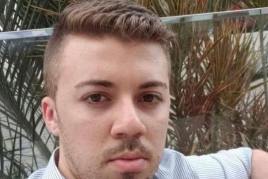 joao victor - EM CAMPINA GRANDE: homem que matou namorado com 23 facadas é preso e diz que ciúmes foi motivação