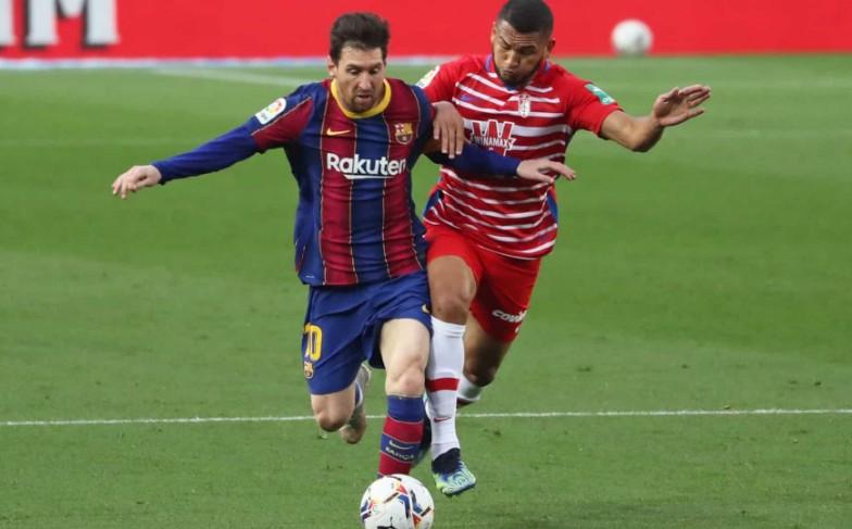 jog 2 - Messi e Suárez deixam a amizade de lado em clássico entre Argentina e Uruguai