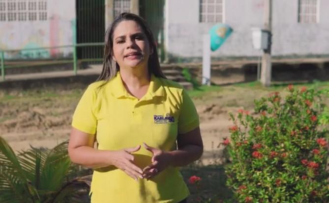 karla pimentel 1 - MPPB arquiva ação contra Karla Pimentel por supostas contratações irregulares