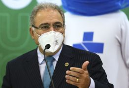 Queiroga pode disputar governo do estado em 2022 como candidato de Bolsonaro, diz jornal