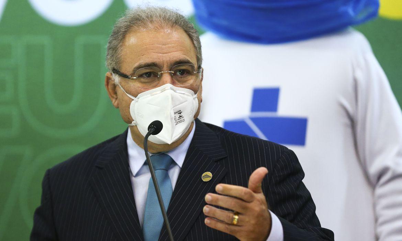 lancamento vacinacao gripe mcamgo abr 120420211818 8 - Queiroga pode disputar governo do estado em 2022 como candidato de Bolsonaro, diz jornal