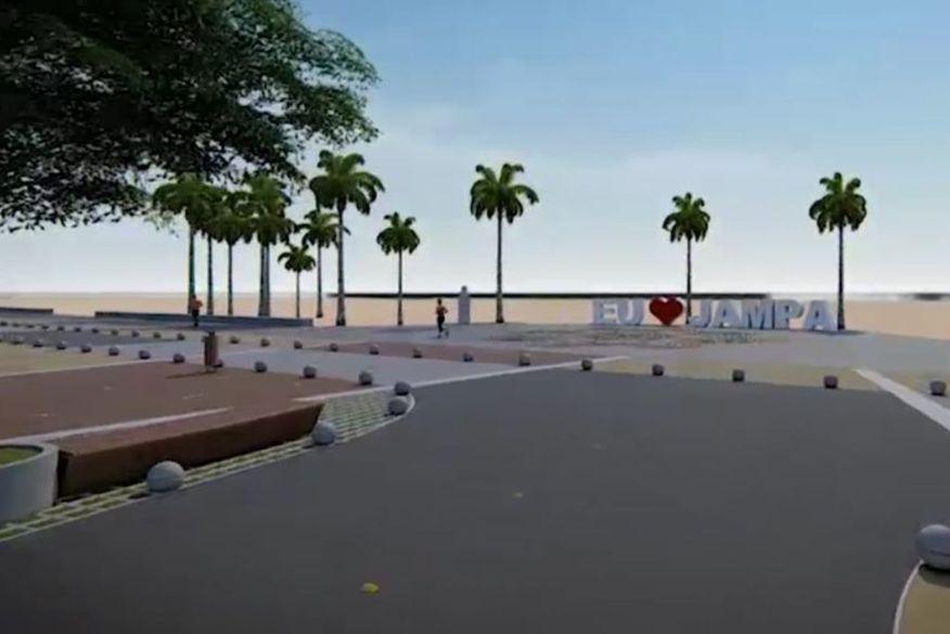 largo de tambau2 - MUDANÇAS NA MOBILIDADE: circulação de veículos poderá ser liberada no Largo de Tambaú, em João Pessoa