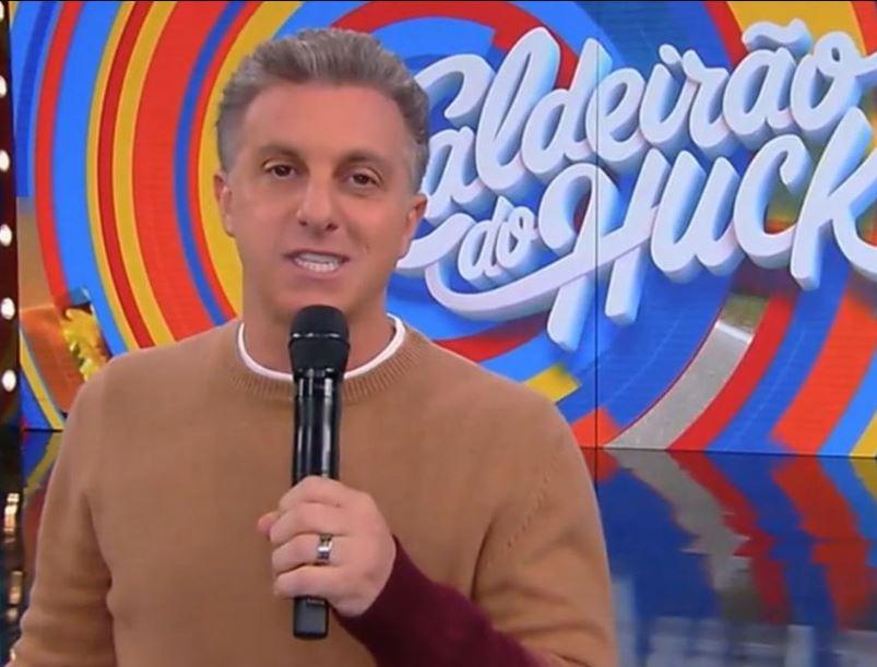luci 1 - Luciano Hulk confirma novo programa na Globo e descarta candidatura em 2022